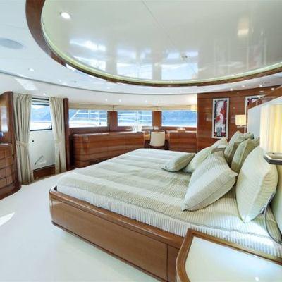 Harmony III Yacht Master Stateroom
