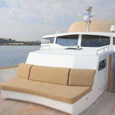 Conquest of 1966 Yacht