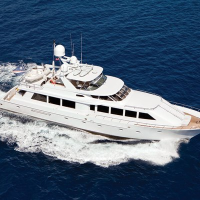 Serenity Now! Yacht