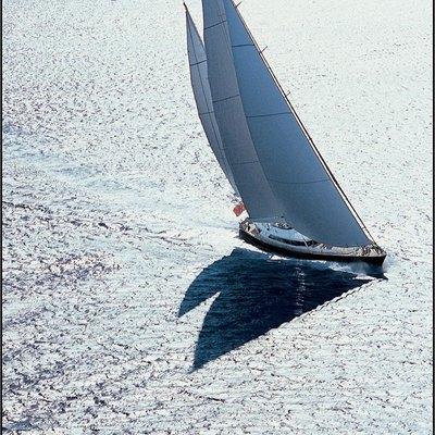 Parsifal III Yacht Sailing