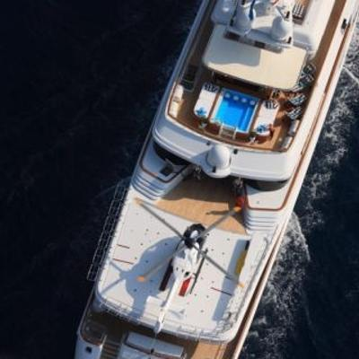 Nomad Yacht Overhead