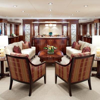 Avalon Yacht Main Salon
