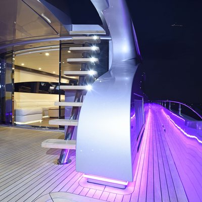 Silver Mama Yacht