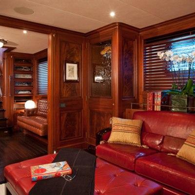 Tiara Yacht Master suite