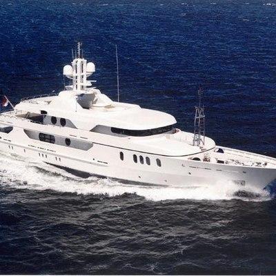 Mercury Yacht Cruising