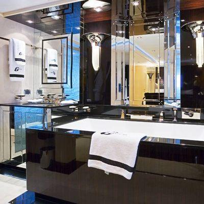 G Force Yacht Master Bathroom - Shower