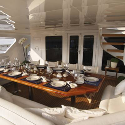 Inspiration Aft Deck Dining