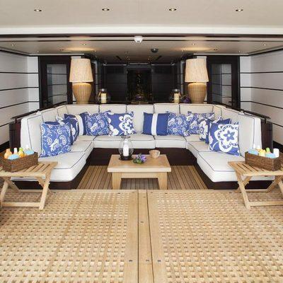 Baton Rouge Yacht Beach Club - Interior
