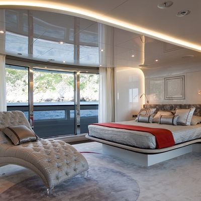Quite Essential Yacht Master Stateroom