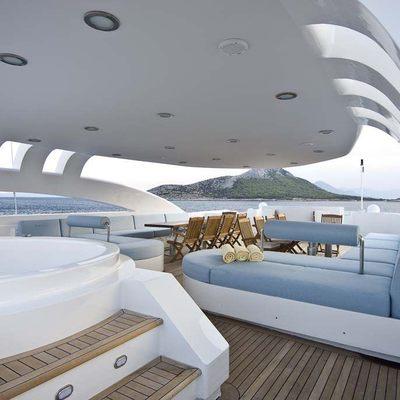 O'Neiro Yacht Sundeck