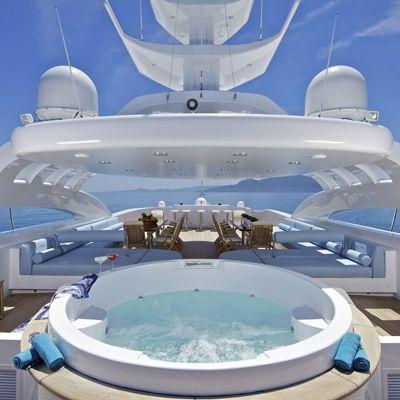 Mia Rama Yacht Jacuzzi