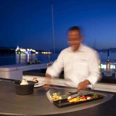 Spirit Yacht Outdoor Grill