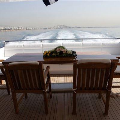 O'Ceanos Yacht Main Deck