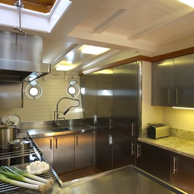 Atlantic Yacht Galley
