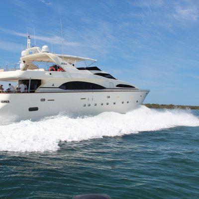 Lady Pamela Yacht