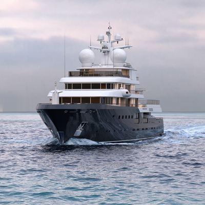 Planet Nine Yacht