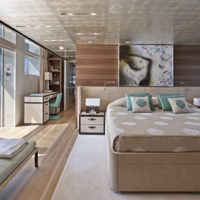 Tesoro Yacht Master Cabin balcony