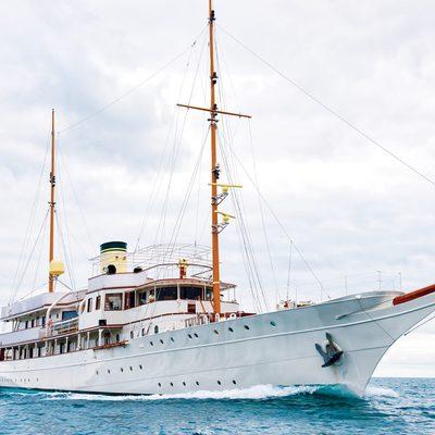 Haida 1929 Yacht