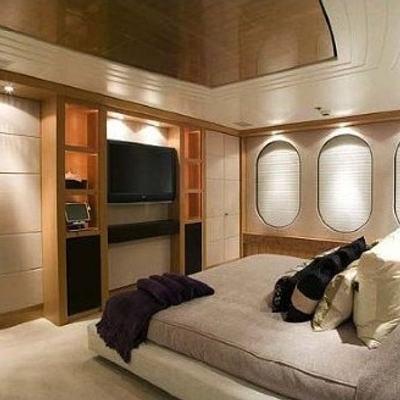 Mercury Yacht Stateroom