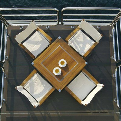 Siren Yacht Master Balcony - Overhead