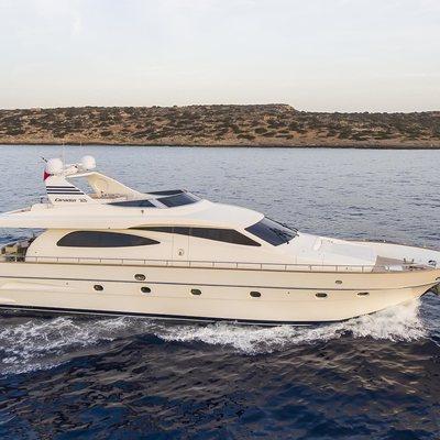 Gorgeous Yacht
