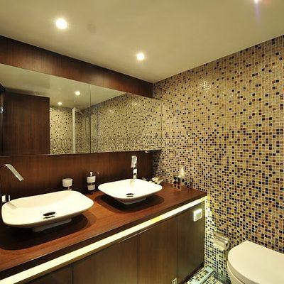 Casa Dell Arte II Yacht Master Bathroom - Detail
