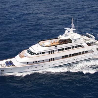 Ionian Princess Yacht Side View