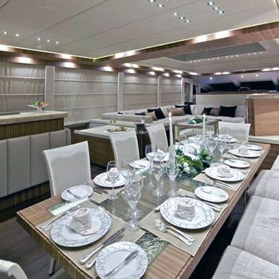 O'Pati Yacht Dining Table