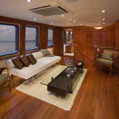Stargazer Yacht Master Salon