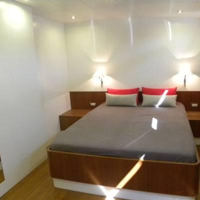 Ubi Bene Yacht Guest Stateroom