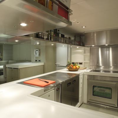 Red Dragon Yacht Galley