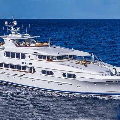 Magic Yacht
