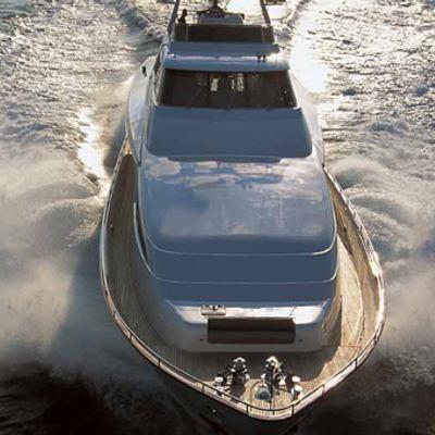 Sheleila Yacht Bow
