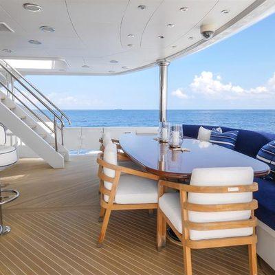 Finish Line Yacht