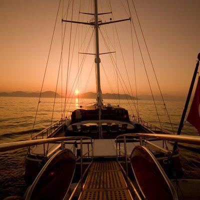 Take It Easier Sunset