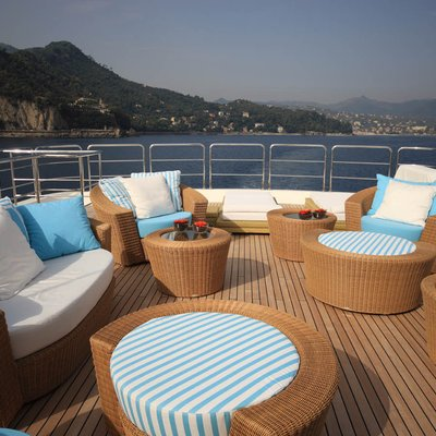 Hana Yacht Sundeck Seating