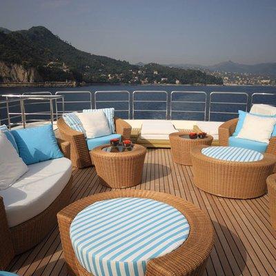 Hana Yacht Sundeck Seating