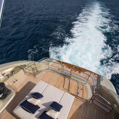 Hooligan II Yacht