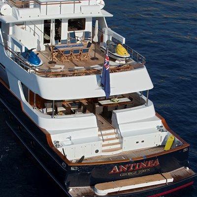 L'Albatros Aft Decks