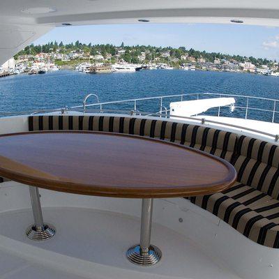 Nauti Buoys Yacht