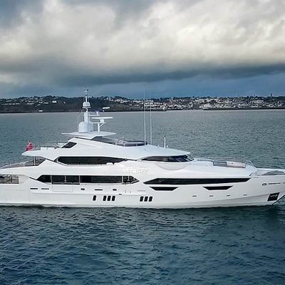Princess AVK Yacht