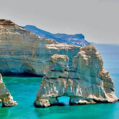 Santorini-Milos