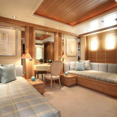 Marla Yacht Twin Stateroom
