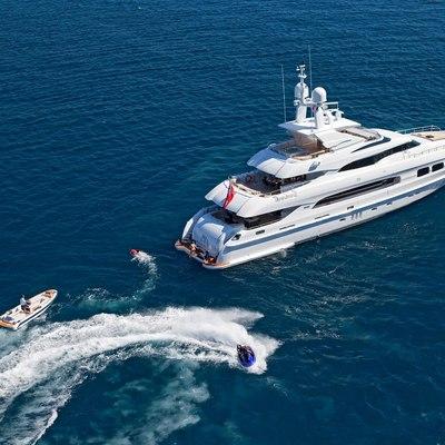 Seven S Yacht Tender & Toys