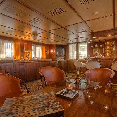 Sanssouci Star Yacht Saloon