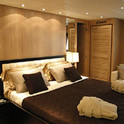 Best Mountain Yacht Master cabin