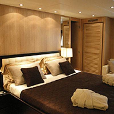Best Mountain Yacht Master cabin