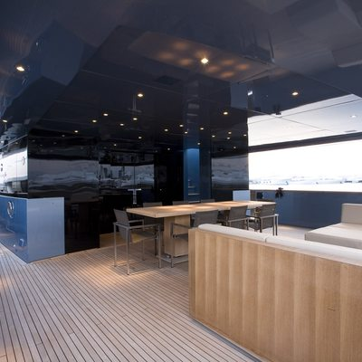 Seakid Yacht Exterior Dining