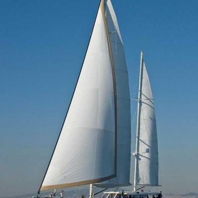 Zelda Yacht Sails