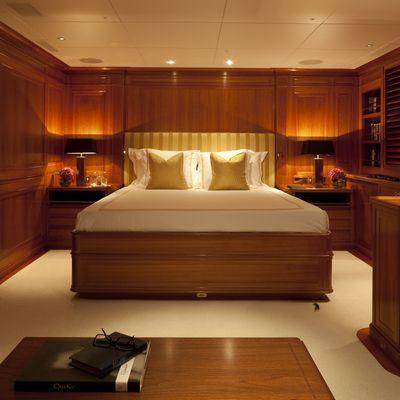 Luna Yacht Master Stateroom